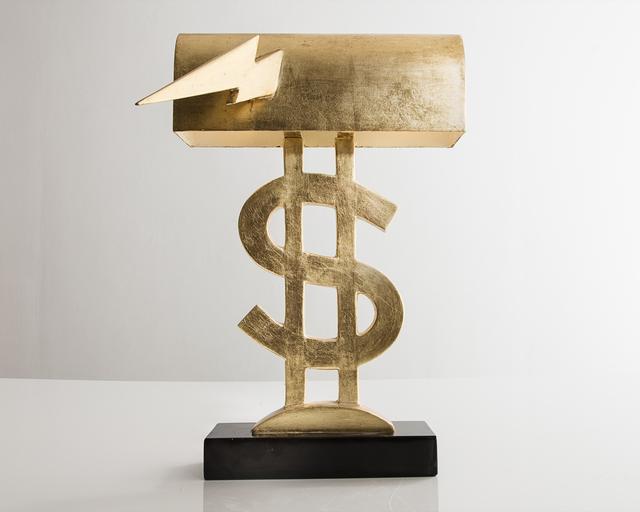 , 'Dollaro Lamp,' 1969, R & Company