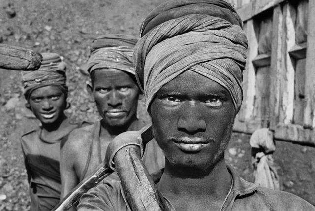 , 'Coal miners.Dhanbad, Bihar State, India.,' 1989, Sundaram Tagore Gallery