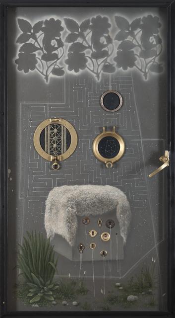 , 'Caja Negra,' 2016, Isabel Croxatto Galería