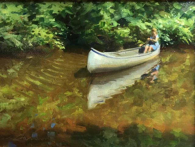 , 'Upstream,' 2000-2019, Helena Fox Fine Art