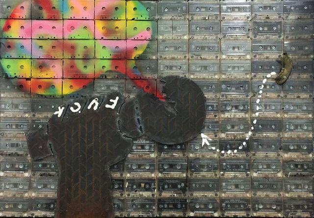, 'Untitled,' 2015, Beijing Art Now Gallery