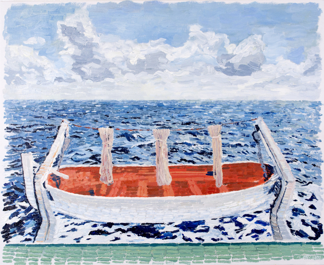 , 'Lifeboat,' 2018, K. Imperial Fine Art