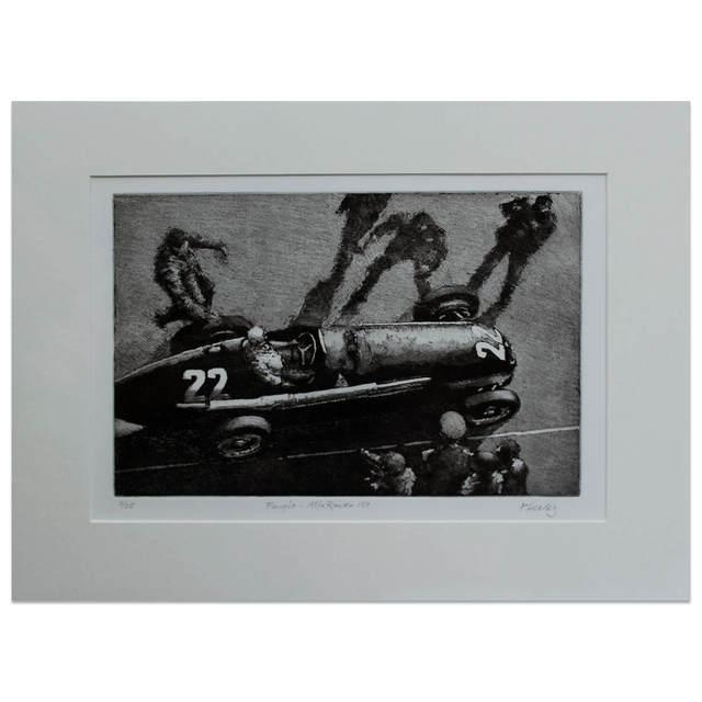 , 'Fangio   Alfa Romeo 159,' 2018, Whyte Fine Art