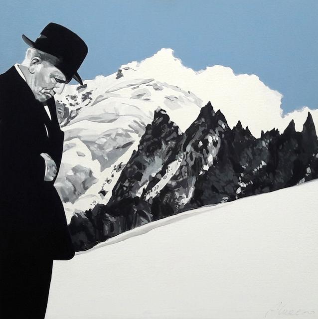 , 'Spencer Mountains,' 2018, GALERIA JORDI BARNADAS