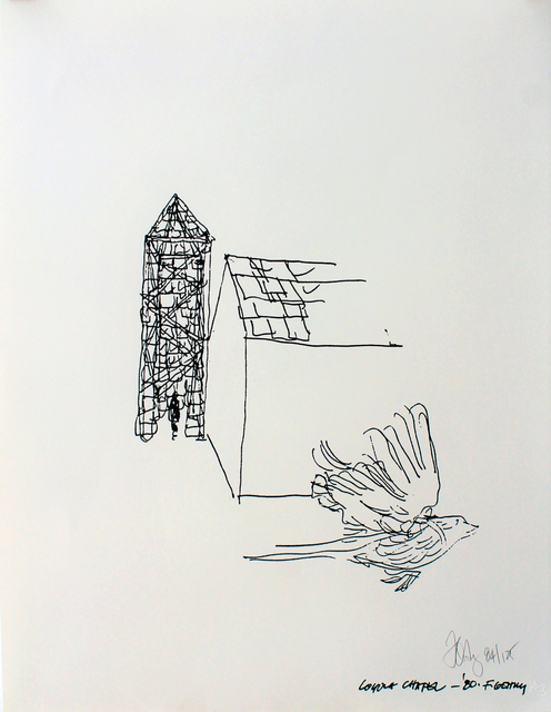 Frank Gehry, 'Loyola Law School - The Chapel', 1980, MOCA