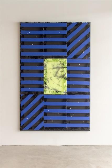 , 'Untitled 9,' 2014, LUNDGREN GALLERY