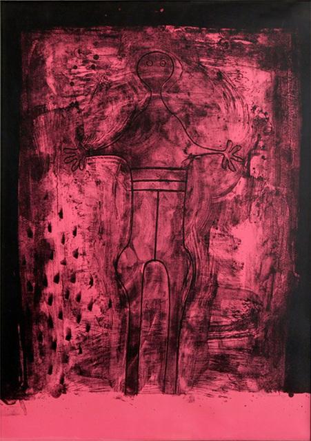 Rufino Tamayo, 'Affiche avant Lettre (from Las Mujeres Suite)', 1969, Vanessa Villegas Art Advisory