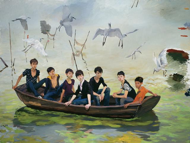 Liu Xiaodong, Faurschou Foundation