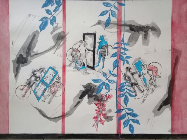 Mamady Seydi, 'Untitled 7', 2018, Galerie Galea