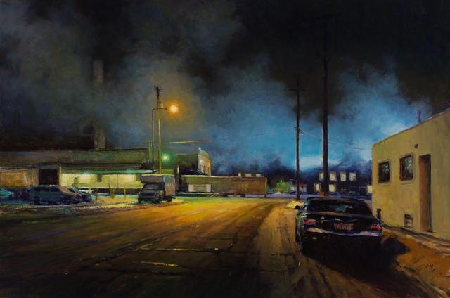 , 'Night Factory,' 2017, Grenning Gallery