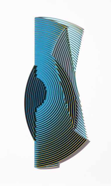 , 'Fold VII,' 2017, Gormleys Fine Art