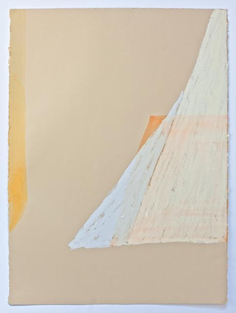 , 'Slow angle,' 2015, Nathalie Karg Gallery