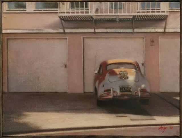 , 'Rose Colored Porsche,' , Stafford Gallery