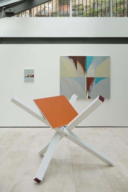 , 'Guarimba 2 (negative),' 2017, Henrique Faria Fine Art