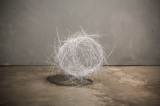 , 'White Nest (small),' 2018, Beatriz Esguerra Art