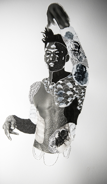, 'Tranced II,' 2018, Fridman Gallery