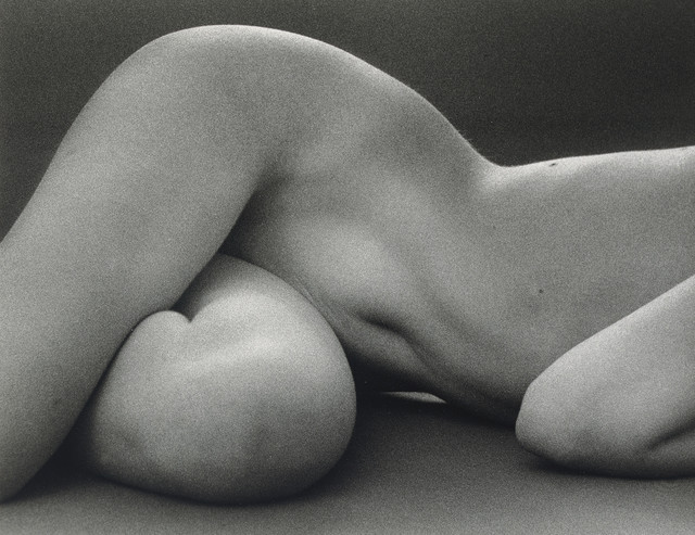 Ruth Bernhard, 'Hips Horizontal', 1975, Holden Luntz Gallery
