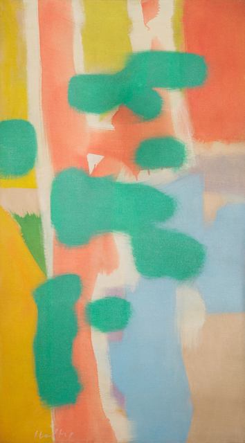 , 'Untitled (Green, Pink) (#169),' 1964, Taylor   Graham