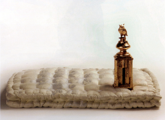 , 'Homage aan H. Bosch (Gouden Pagode op Matras),' 1994, Mario Mauroner Contemporary Art Salzburg-Vienna