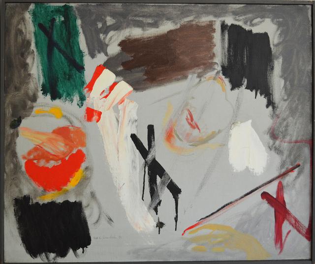 , 'Ode VI,' 1951, Anita Shapolsky Gallery