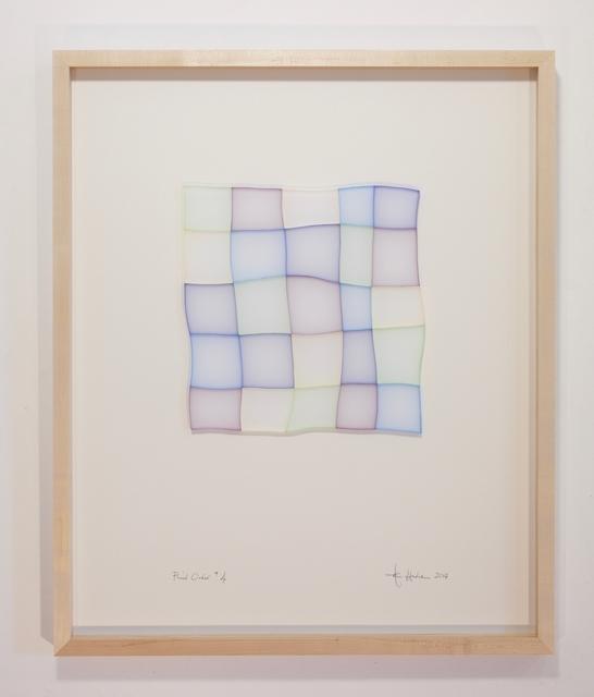 """, '""""Fluid Order *4"""",' 2017, Galerie Dutko"""