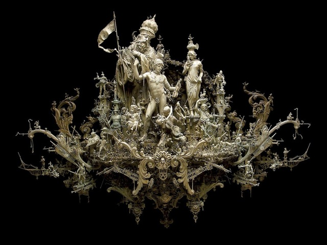 , 'A Presumptuously Pagan Celebration,' 2013, Joshua Liner Gallery