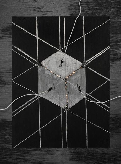 , 'Electro-graph #37,' 2014, Damiani
