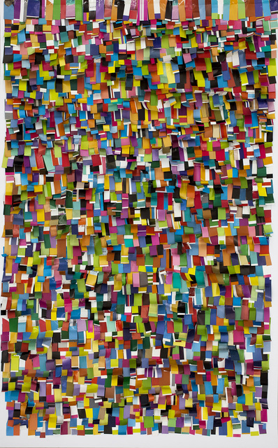 , '02. Serie Grandes poemas para duendes en vertical,' 2019, Hache Gallery