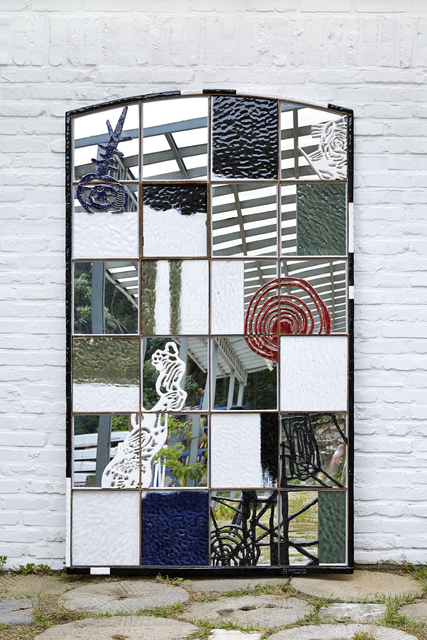 Shin Sang Ho, 'Beyond'n surface (mirror series)', 2015, Leehwaik Gallery