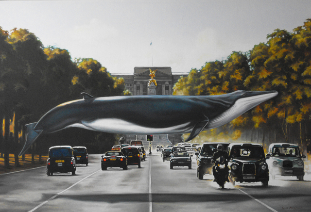 , 'Rush Hour,' 2015, Art and More Gallery