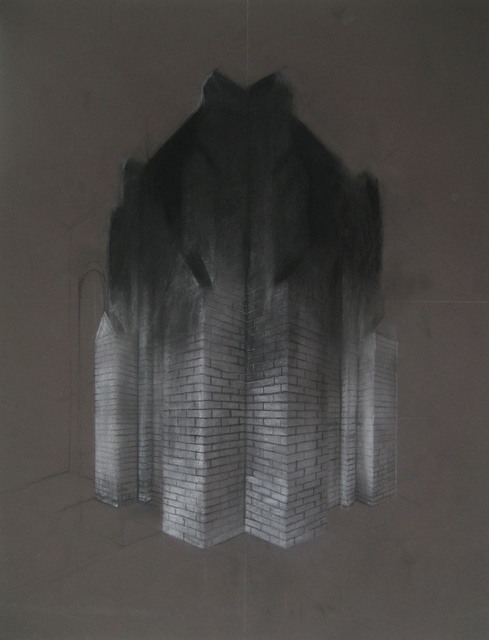 , 'Untitled (steeple),' 2011, P.P.O.W