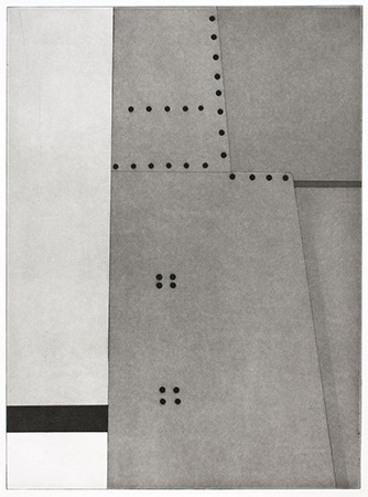 ", 'Window Seat Suprematism #1 (""Seat Assignment"" project, 2010--ongoing),' 2014, Catharine Clark Gallery"