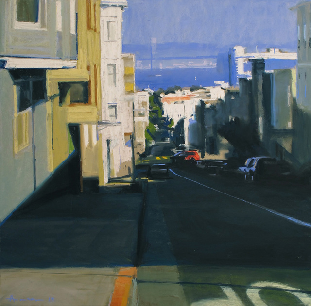 , 'Bay Bridge,' 2014, Jenkins Johnson Gallery