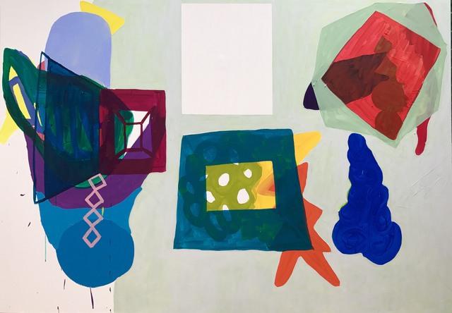 , 'Desequilíbrio 1,' 2017, Baró Galeria