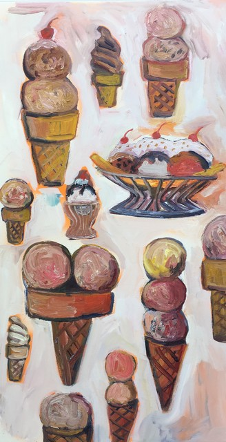 , 'Ice Cream Assortment ,' 2018, bG Gallery