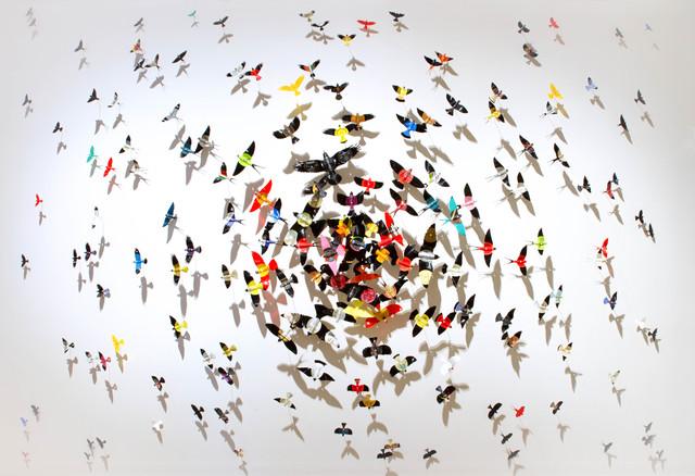 , 'Burst,' 2016, Tayloe Piggott Gallery