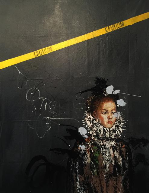 , 'Static Stare,' 2017, Lois Lambert Gallery