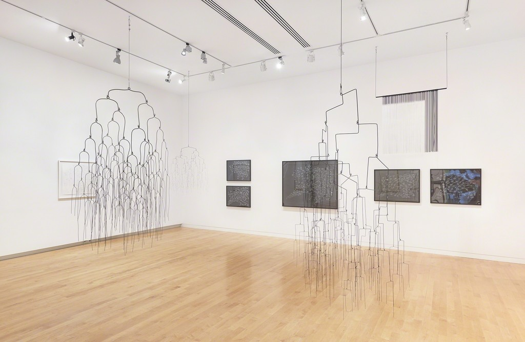 Beth Campbell, My Potential Future Past (installation view), 2017. The Aldrich Contemporary Art Museum, Ridgefield, CT. Photo: Tom Powel Imaging.
