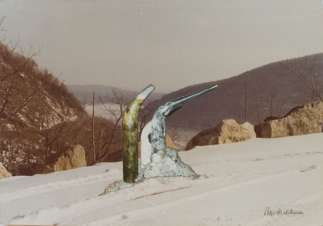 , 'Tubes Overlooking Hudson Valley,' 1968, Gaa Gallery