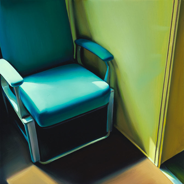 , 'Train Chair #41,' 2014, Dolby Chadwick Gallery