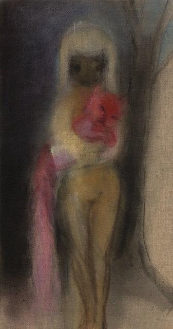 , 'Girl with red cat,' 2011, Rena Bransten Gallery