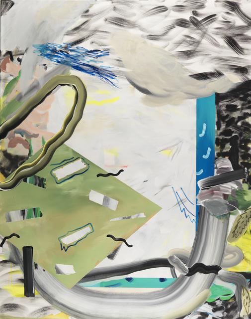 , 'I Guess It's the Blues,' 2015, Walter Maciel Gallery
