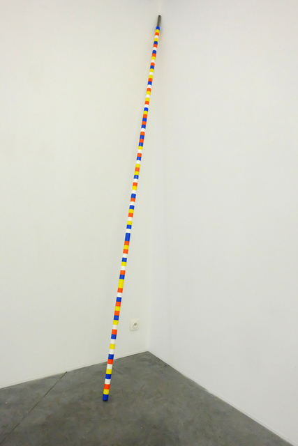 , 'Pre-Permutation Stick,' 2010, Tatjana Pieters