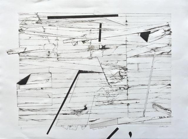 , 'Space Notation 5,' 2014, KOKI ARTS
