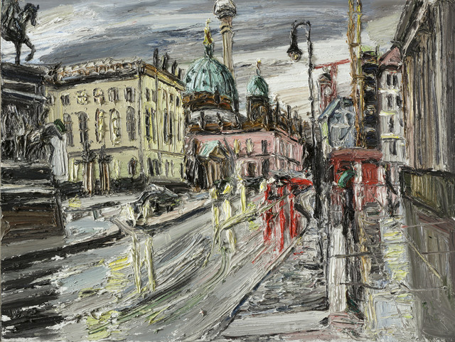 , 'Hommage an Ury,' 2015, Ludorff