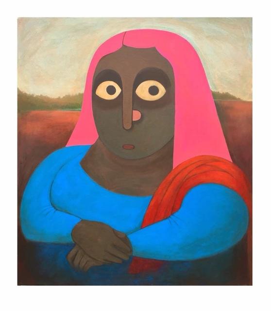, 'Mama Lisa,' 2018, Red Door Gallery