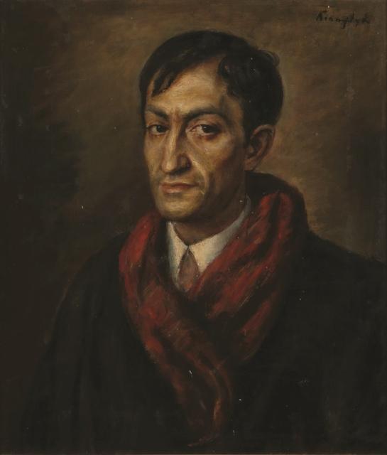 Roman Kramsztyk, 'Figure', 1885-1942, Tiroche Auction House & Gallery