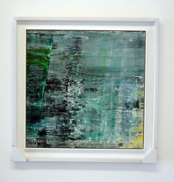 , 'Gage Grid II, Part B,' 2011, Mike Karstens Galerie