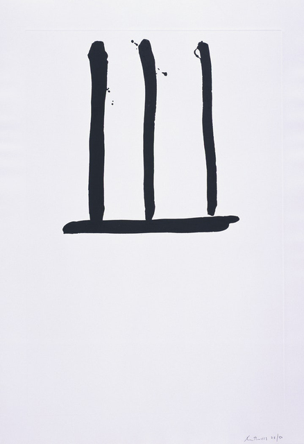 Robert Motherwell, 'Untitled', 1973, RoGallery