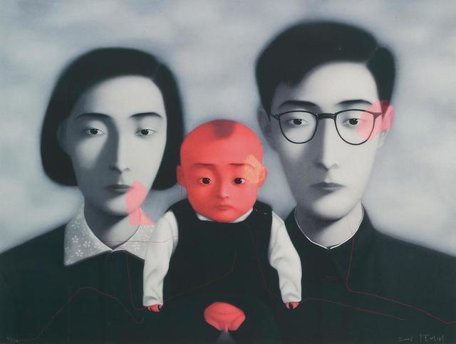 Zhang Xiaogang, 'Bloodline: Big Family', 2006, Upsilon Gallery